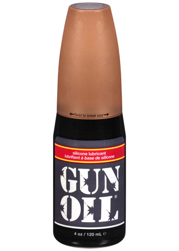 Gun Oil Silicone sex Lubricant 4 oz - My sheree and More