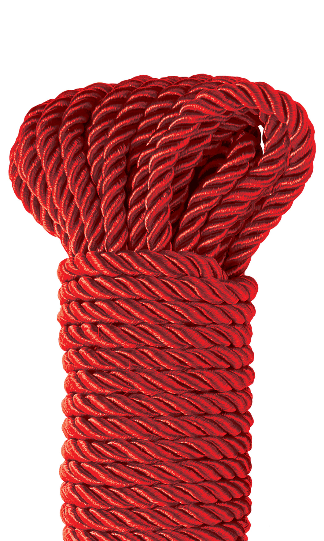 Fetish Fantasy Series Deluxe Silky Rope - Red - My sheree and More