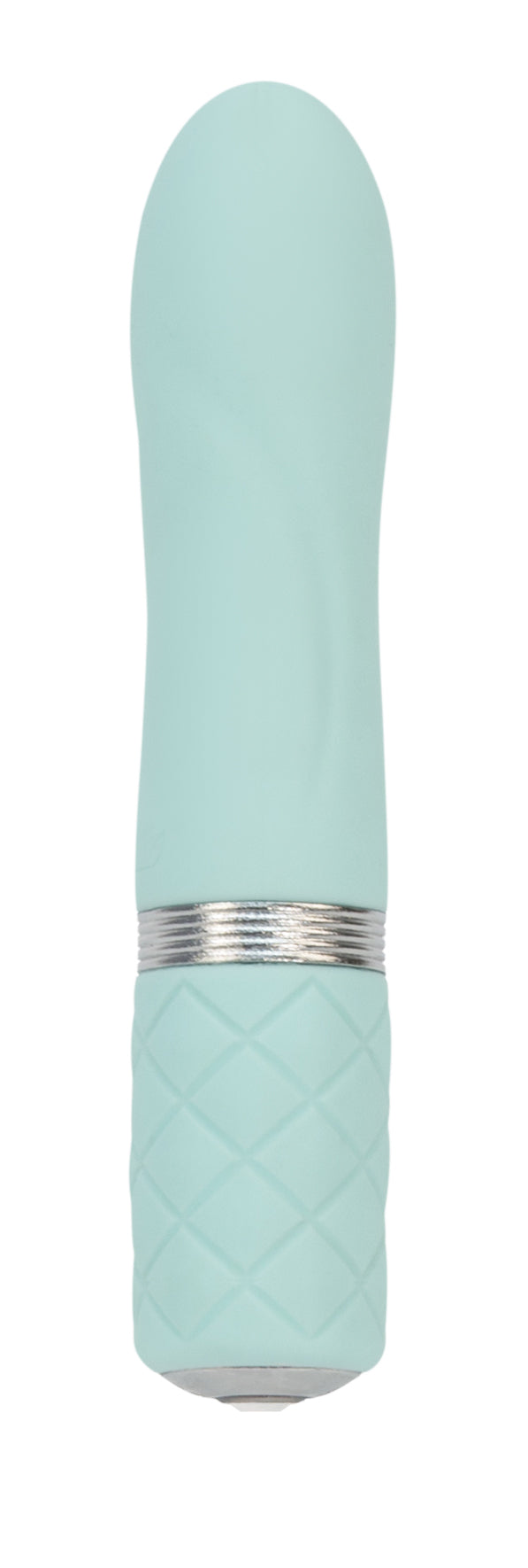 Pillow Talk Flirty Vibe  With Swarovski Crystal - Teal - My sheree and More