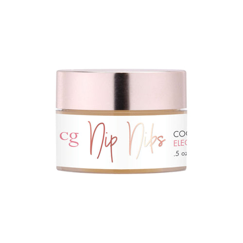 Nip Nibs Cooling Arousal Balm Electric Mint  0.5 Oz. - My sheree and More
