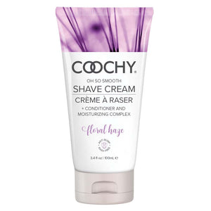 Coochy Shave Cream - Floral Haze - 3.4 Oz - My sheree and More