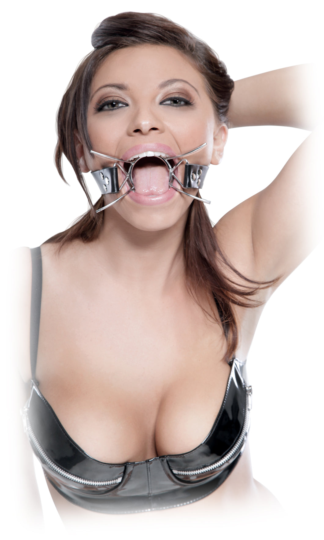Fetish Fantasy Extreme Spider Gag - My sheree and More