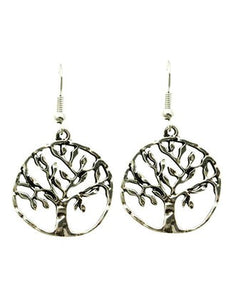 Tree of Life Earrings - My sheree and More