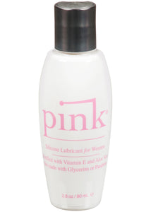 Pink - Silicone Lubricant - 2.8 Oz / 80 ml - My sheree and More