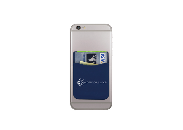 Common Justice Phone Wallet