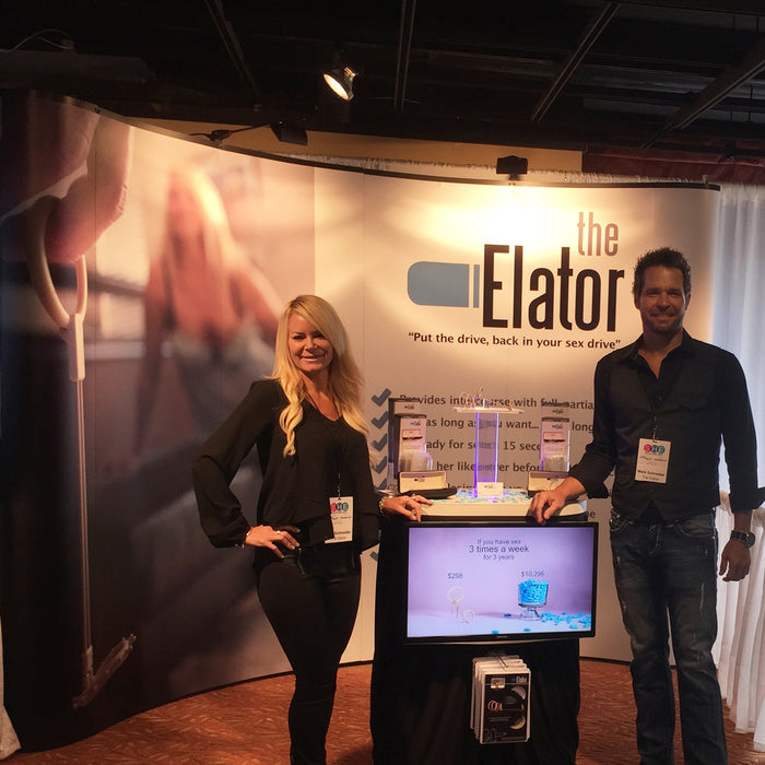 THE ELATOR WILL EXHIBIT FOR THE FIRST TIME AT SHE EXPO 2015 IN NEW YORK