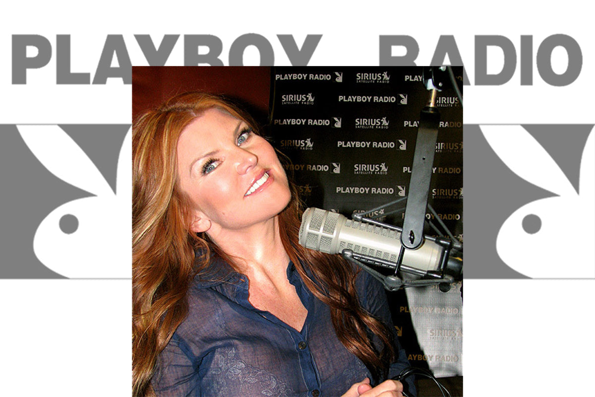 THE ELATOR IS FEATURED ON PLAYBOY RADIO