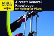 Aircraft General Knowledge for Helicopter Pilots