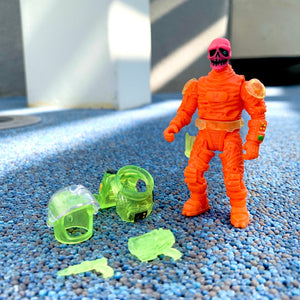 Cosmos Cold: Tim (Orange/neon lime) [Pre-order: ships in Q3 2020]