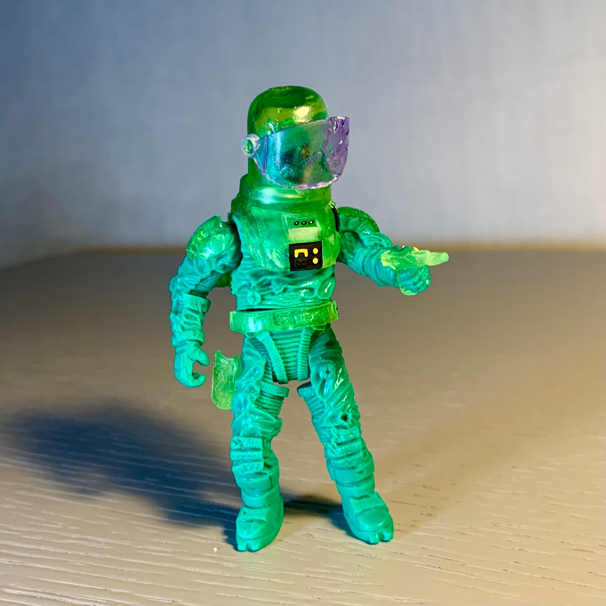 Cosmos Cold: Tim (emerald green) [pre-order]