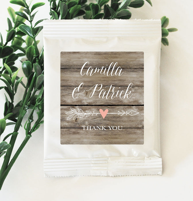 Personalized Hot Cocoa + Optional Heart Whisk- Garden Theme