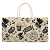 Caffeinated Canine Weekender Tote