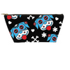 Day of the Dog Blue Accessory Pouch