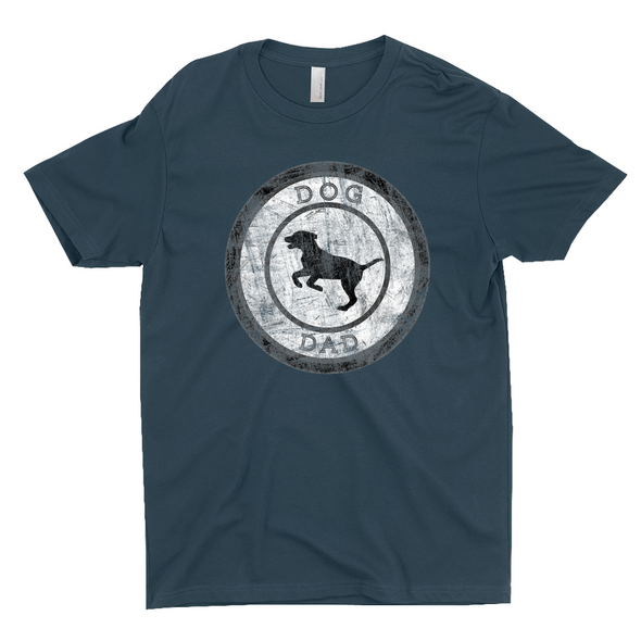 Short Sleeve T-Shirt Dog Dad