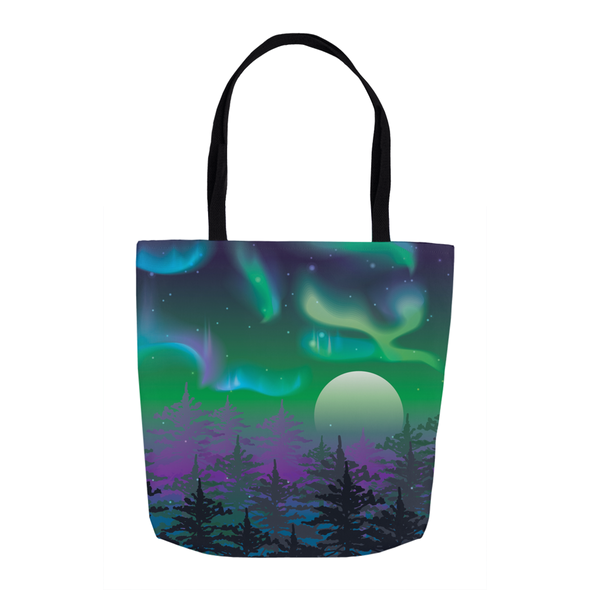 Northern Lights Tote