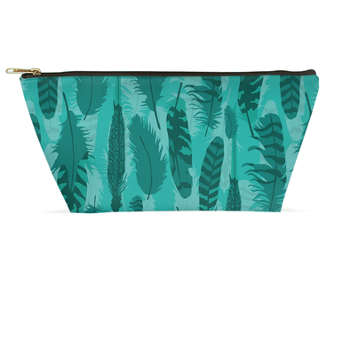 The Wanderer Teal Accessory Pouch