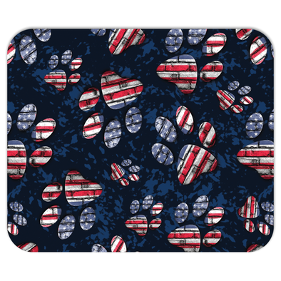 Patriotic Pup Mousepad