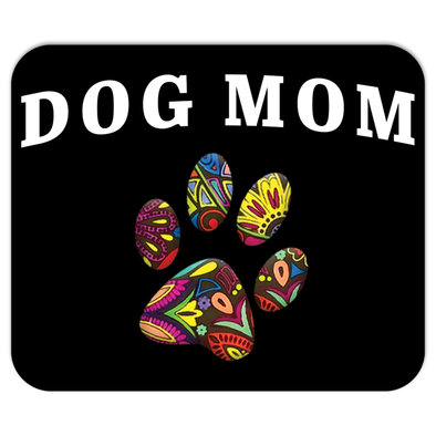 Dog Mom Mousepad