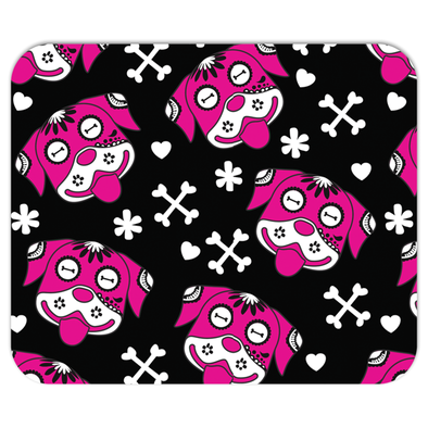 Day of the Dog Pink Mousepad