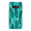 The Wanderer Teal Phone Cases