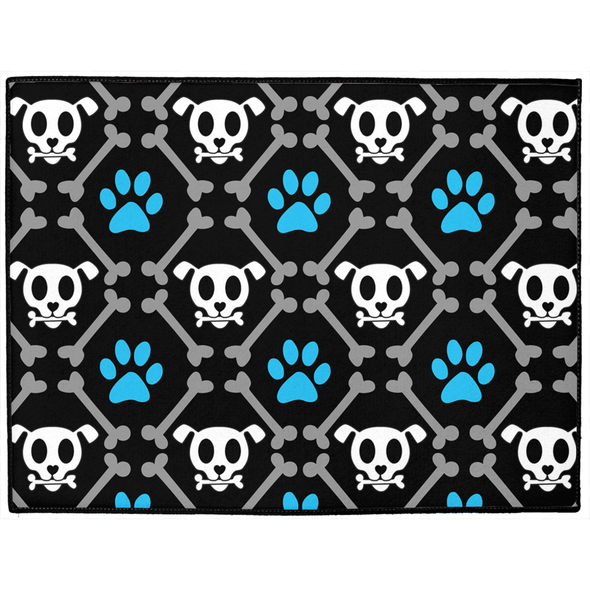 Bone Dogger Dog Mat
