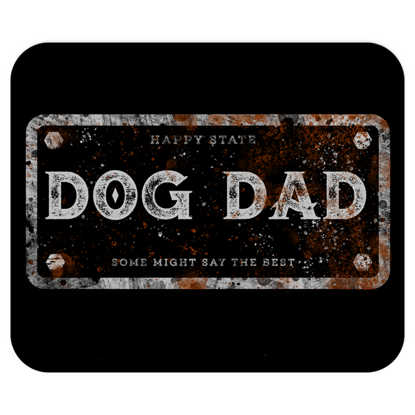 Dog Dad Mouse Pad