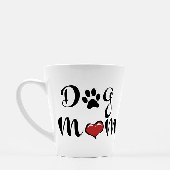 Latte Mug Dog Mom