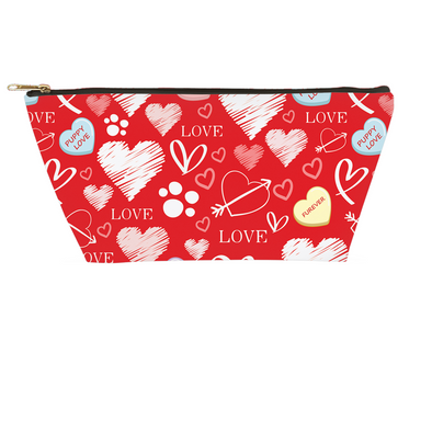 Puppy Love Accessory Pouch