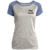 Ladies Performance T-Shirt Dog Mom