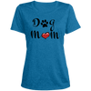 Ladies Dri-Fit Moisture-Wicking T-Shirt Dog Mom