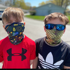 Child & Toddler Face Masks