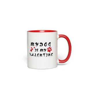 valentine's coffee mug