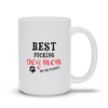 Best Fucking Dog Mom Mug
