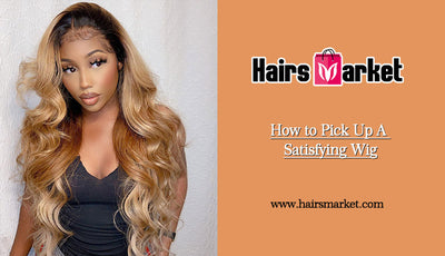 How to Pick Up A Satisfying Wig