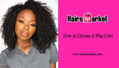How to Choose A Wig Color