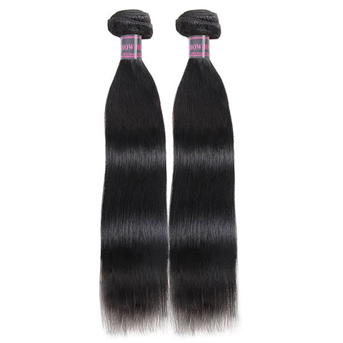 Ishow Hair 2 Bundle Straight Hair Virgin Human Hair Extension