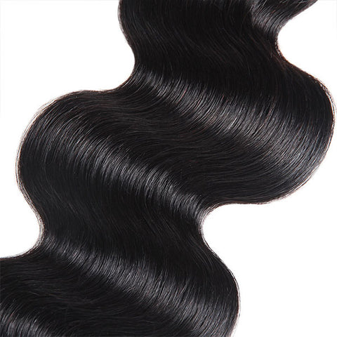 Ishow Peruvian Body Wave Human Virgin Hair 4 Bundles For Sale