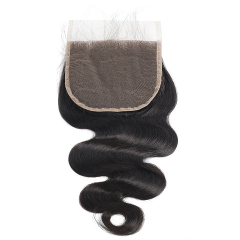 Brazilian Hair 100% Virgin Human Hair Lace Closure 6*6 Lace Closure