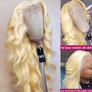hot sale body wave human hair wigs