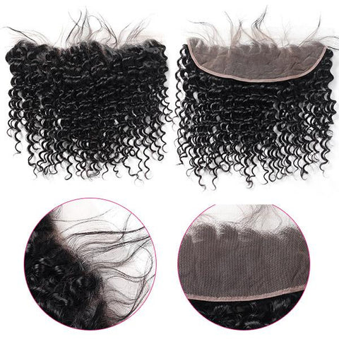 Human Hair Lace Frontal to Customize 13*4 Lace Wigs Virgin Remy Human Hair Bundles and Remy Human Hair Bundles