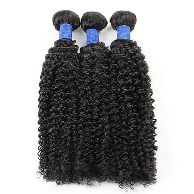 Brazilian Curly Hair Weave 10A Quality 100% Virgin Human Hair