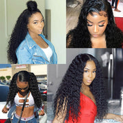8A Ishow Deep Wave Hair Buy 3 Bundles Get 1 FREE Closure