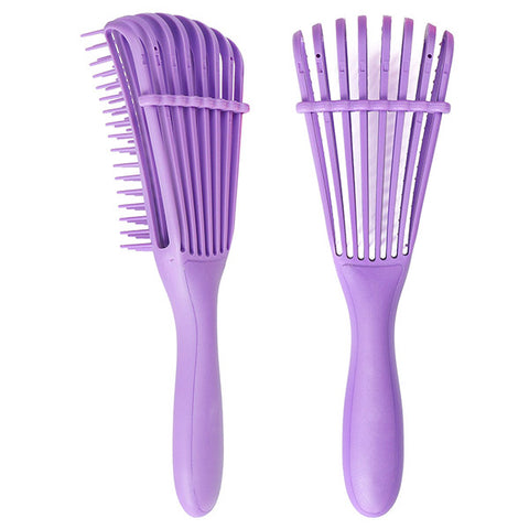 Detangle Hair Brush New Soft Comb