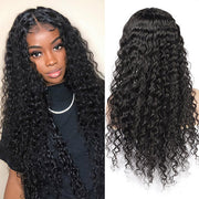Hairsmarket Straight HD Transparent Lace Wig 13*4 Or T Part 100% Human Hair Wigs