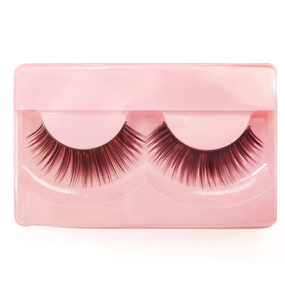 10 Pairs Handmade Thick Full False Eyelashes Set Fake Lashes Eye Extension Tool Makeup