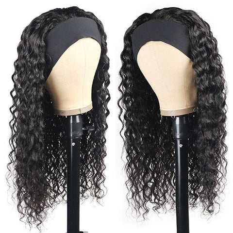 Brazilian water wave wig