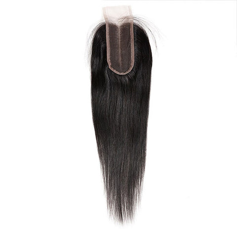 9A Quality Allove Straight Hair 2*4 Lace Closure