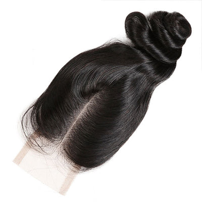 9A Quality Allove Loose Wave Hair 2*4 Lace Closure