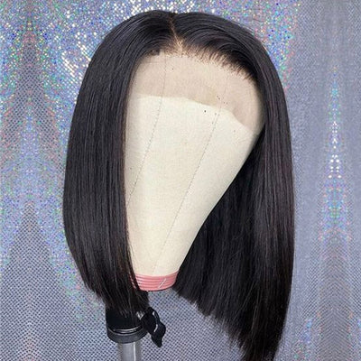 Bob Wigs Side Part Human Hair Wigs For Sale