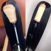 HD Lace Wigs 5*5 Lace Clousure Wig Straight Hair Closure Wigs